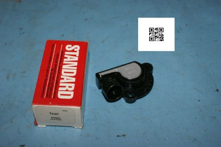 1992-1993 Corvette C4 Throttle Position Sensor TPS, Standard TH47, New
